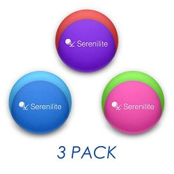 Serenilite Stress Ball and Hand Therapy Gel Squeeze Exercise Ball – Great for Anxiety and  ...