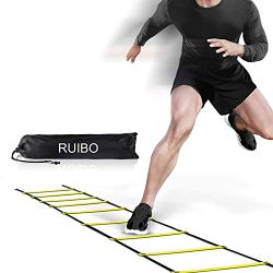 Agility Ladder Speed Training Equipment/Speed Ladders for Football, Soccer & Other Sports &# ...