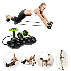 Roll-n-Flex Abdominal & Full Body Workout Trainer