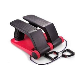 NUAN233 Air Fitness Stepper, Exercise Equipment with Resistance Bands -Protect Your Knees and Ex ...