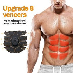 Sili Technology Muscle Toner Abdominal Toning Muscle Trainer for Men Women Abdominal Muscle Toni ...