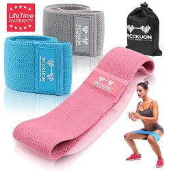 Resistance Bands for Legs and Butt, Exercise Band Hip Band Workout Band Stretch Fitness Bands Re ...