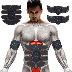 Abs StimulatorAb StimulatorMuscle Toner Abs Muscle Trainer Ultimate Abs Stimulator for Men Wom ...