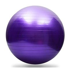 HLH-Fitness Equipment Durable Yoga Ball for Stability, Barre, Pilates,Core Training and Physical ...