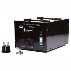 Rockstone Power 5000 Watt Heavy Duty Step Up/Down Voltage Transformer Converter – Step Up/ ...