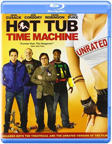 Hot Tub Time Machine Blu-ray