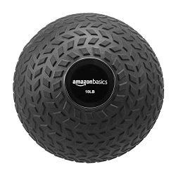 AmazonBasics Slam Ball, Arrow Grip, 10-Pound