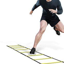 FreeTrade Rung Agility Ladder Running Training Soccer Speed Sport Exercise Equipment