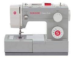 SINGER | Heavy Duty 4411 Sewing Machine with 11 Built-in Stitches, Metal Frame and Stainless Ste ...