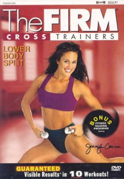 The Firm Cross Trainers: Lower Body Split