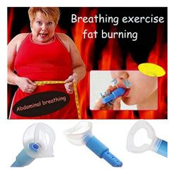 ErYao Abdominal Breathing Trainer -Fat Burner Body Respiratory Abdominal Fitness Training Toned  ...