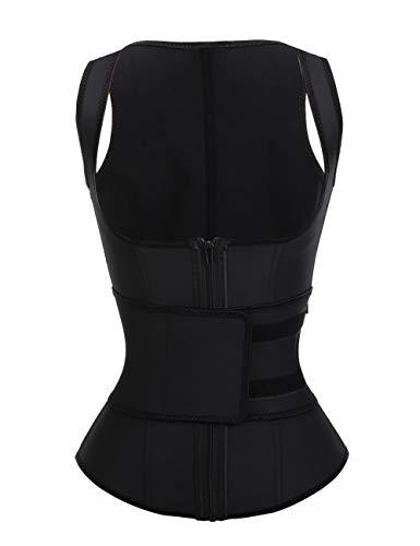 Wonder-Beauty Waist Trimmer Belt Slimming Body Shaper Sport Girdle Sauna Sweat Belly for Weight  ...
