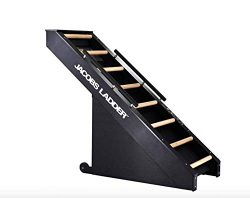 Jacobs Ladder Step Machine – Step Climber Exercise Machine for A Great Climbing Exercise a ...