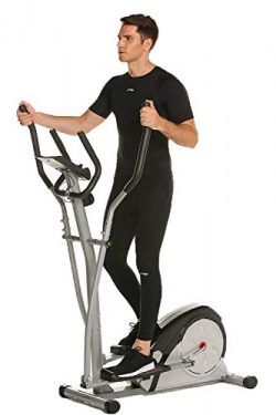 Bestlucky Elliptical Machine Elliptical Training Machines Magnetic Smooth Quiet Driven Elliptica ...