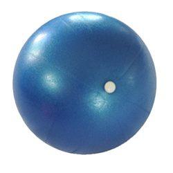 Gotd 25cm Exercise Fitness Gym Smooth Yoga Ball (Blue)