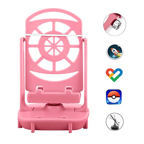 Orzero Steps Counter Accessories Compatible for Poke Ball Plus, Pokemon Go Cellphone Pedometer,  ...