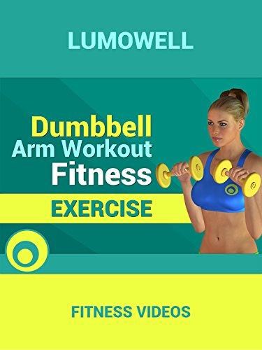 Dumbbell Arm Workout – Fitness Exercise