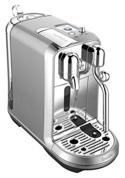 Breville-Nespresso USA BNE800BSSUSC Nespresso Creatista Plus Coffee Espresso Machine, 1, Stainle ...