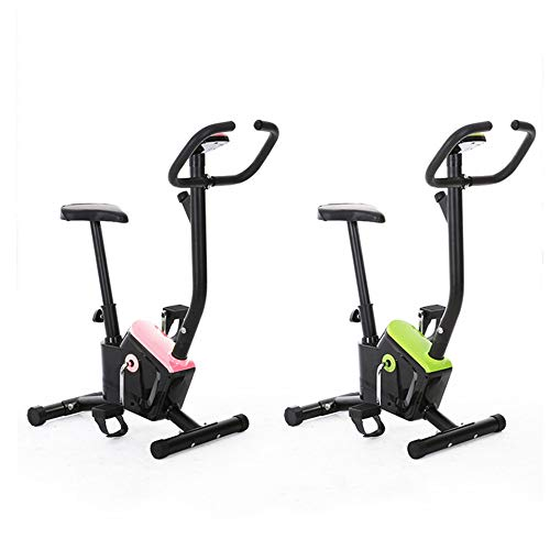Durable Portable Folding Spinning Bike ,Elliptical Cross Trainer with Fitness Cardio Weightloss ...