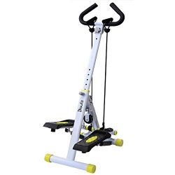 Stepper for Exercise, Doufit ST-01 Folding Workout Step Machine for Home Use with Digital Monito ...