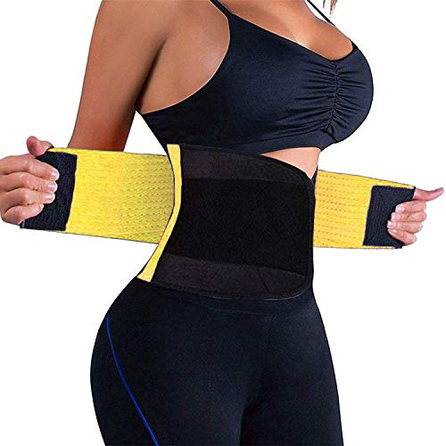 ChongErfei Waist Trainer Women – Waist Cincher Trimmer – Slimming Body Shaper Belt & ...