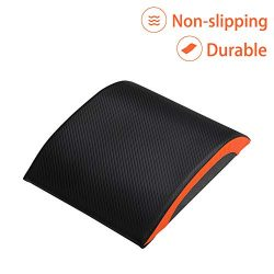 Max4out Abdominal Sit Up Pad Ab Exercise Mat Abdominal & Core Trainer to Help Back Support