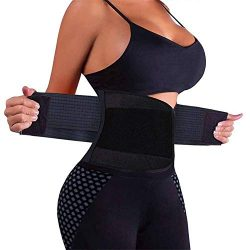VENUZOR Waist Trainer Belt for Women – Waist Cincher Trimmer – Slimming Body Shaper  ...