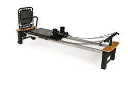AeroPilates Pro XP 556 Home Pilates Reformer with Free-Form Cardio Rebounder