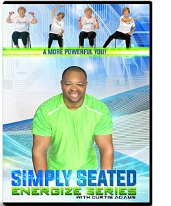 CHAIR EXERCISE DVD FOR SENIORS- Simply Seated is an invigorating Total Body Chair Workout. Warm  ...