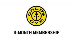 Gold's Gym 90-Day Membership – Los Angeles [PC/Mac Online Code]