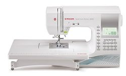 SINGER | Quantum Stylist 9960 Computerized Portable Sewing Machine with 600-Stitches Electronic  ...