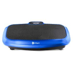 LifePro 3D Vibration Plate Exercise Machine – Dual Motor Oscillation, Pulsation + 3D Motio ...