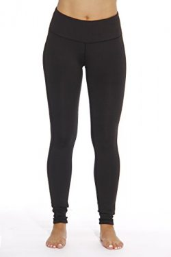 Just Love 401573-BLK-S Yoga Pants for Women Black
