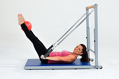 Supreme Toning Tower EXTRA DVDs PACKAGE | All in 1 Pilates and Barre Reformer for Your Home | To ...