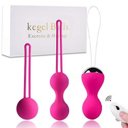 Kegel Balls Exercise for Women – Beginners & Advanced Pelvic Floor Tightening Products ...