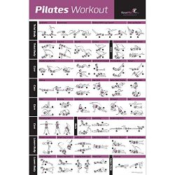 NewMe Fitness Pilates MAT Exercise Series Poster – Easy to Follow Mat Sequence – Jos ...